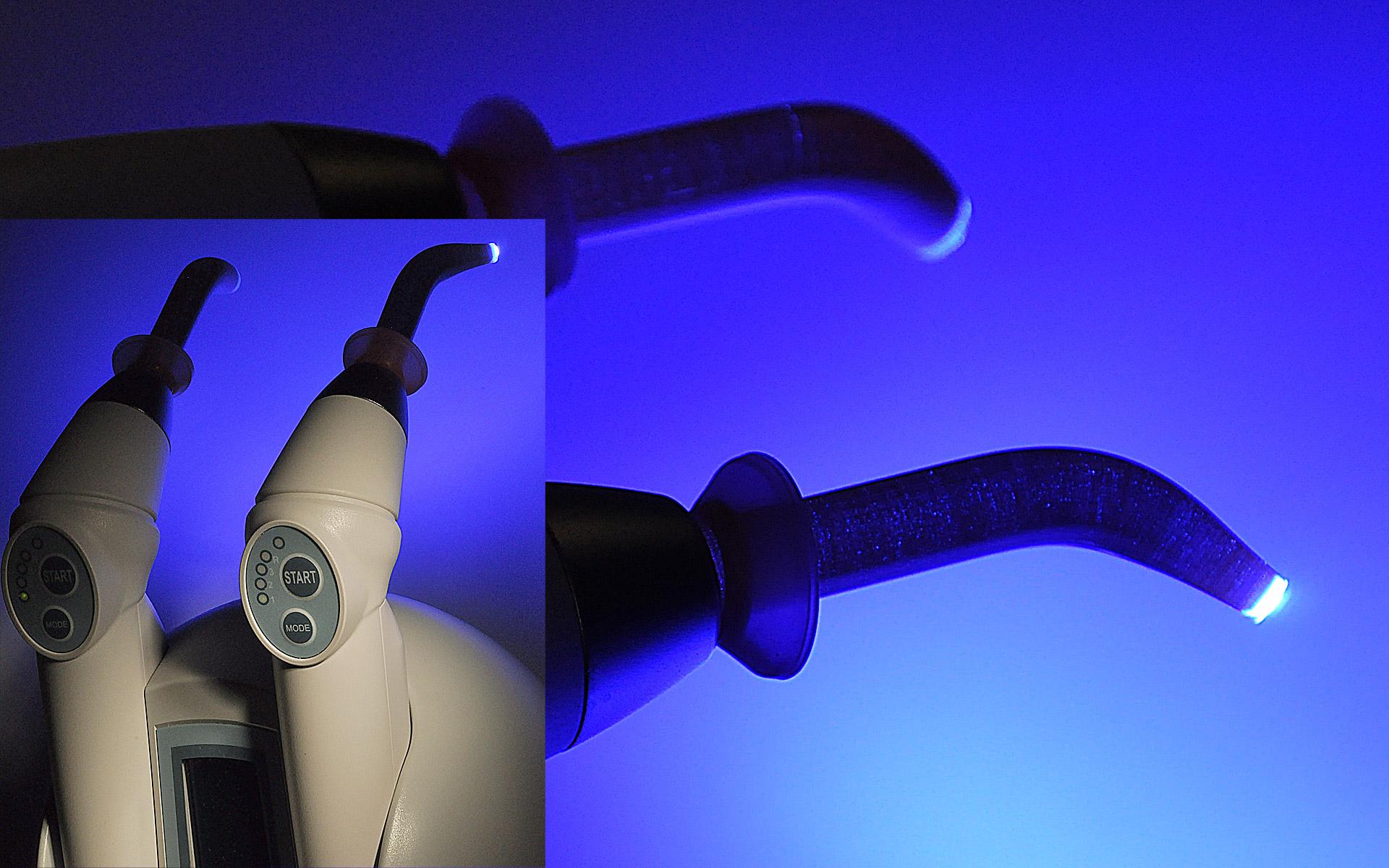 Lampade fotopolimerizzatrici