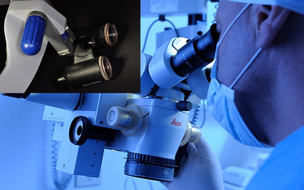 Microscopio e sistemi prismatici