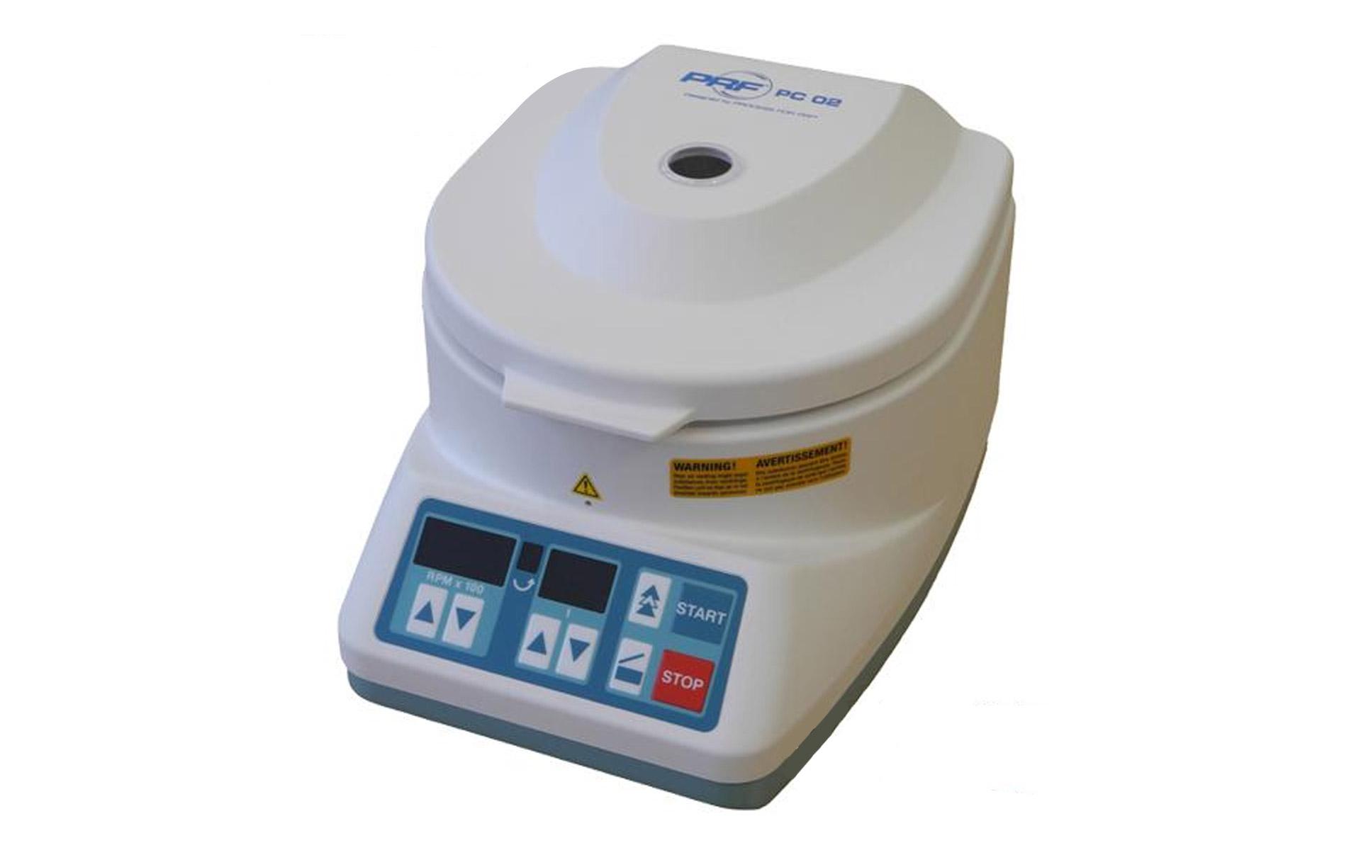Centrifuga per PRF