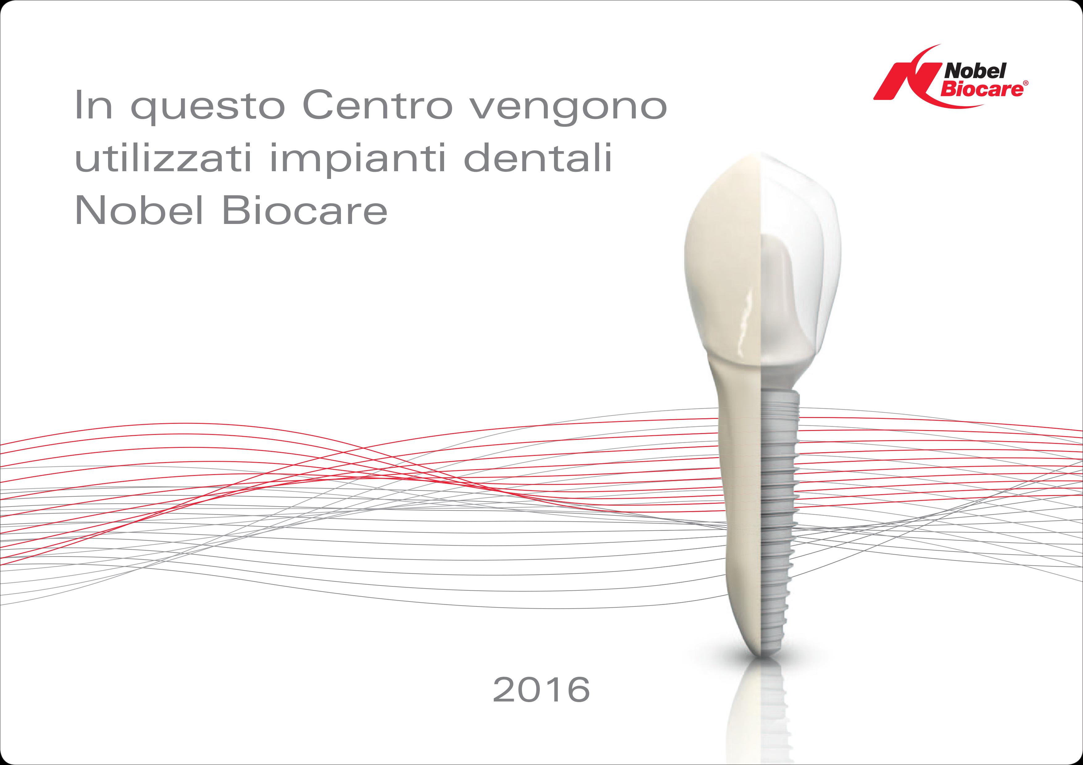 Impianti dentali Maltese Nobel Biocare